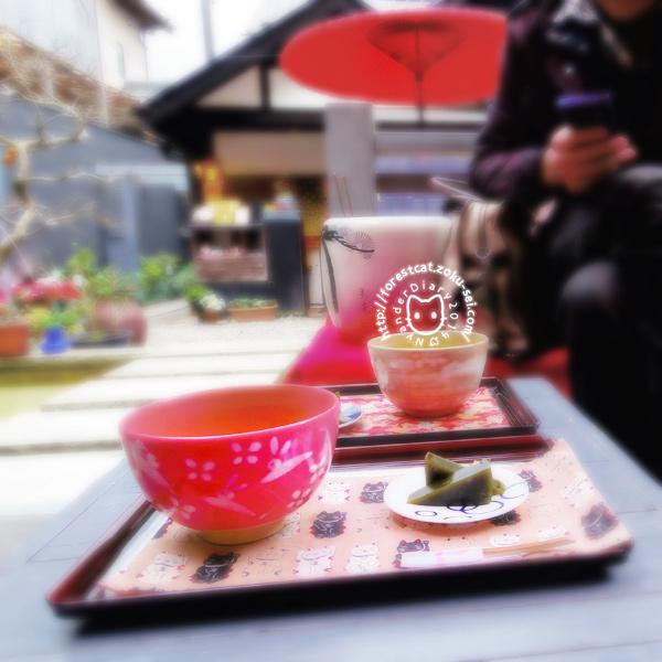 和風カフェ「三芳家」